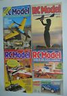 REVISTA RC MODEL Nº 24 CON PLANO AVION-Nº 33-38 Y 97. CON  74 PAGINAS CADA UNA.