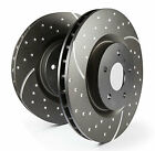 EBC Brakes GD Series Slotted & Dimpled Brake Discs [GD560]