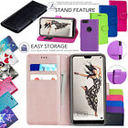New Leather Flip Wallet Phone Case cover - For Huwaei P10 With Free Stylus Pen