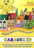 Karaoke Canciones Infantiles para que las Cantes Vol. 4 [DVD]