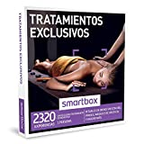 SMARTBOX - Caja Regalo - TRATAMIENTOS EXCLUSIVOS - 2320 rituales de bienestar con oro, pindas, masajes de hasta 1h y mucho más