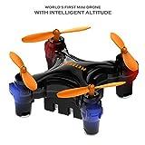 Metakoo Bee RC mini drone con altitud inteligente bolsillo Quadcopter 2.4G RC 4 canales de 6 ejes mini avión, Flip 3D, el modo de velocidad ajustable, aterrizaje con una sola tecla