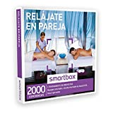 SMARTBOX - Caja Regalo - RELÁJATE EN PAREJA - 2000 experiencias como masajes orientales, circuitos termales de hasta 1h30...