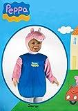 Disfraz de Peppa George Talla 3-5 años