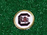 Marcador de pelota de Golf Gatormade Carolina del Sur gallos de pelea