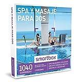 SMARTBOX - Caja Regalo - SPA Y MASAJES PARA DOS - 1040 spas, balnearios, exclusivos circuitos termales, masajes orientales y mucho más a elegir
