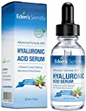 Ácido Hialurónico Serum - Es el mejor anti-edad hidradante para el cutis. Ayuda a reducir las arrugas faciales. Contiene Vitamina C, Retinol, y Vitamina E. Proteccíon antioxidante que facilita la p...